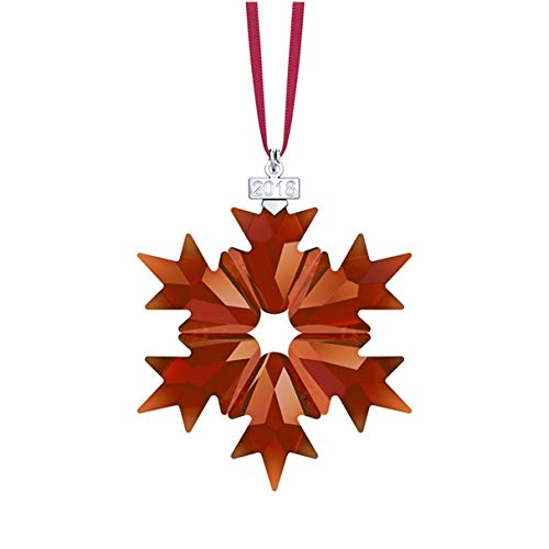 Swarovski Crystal Holiday Ornament, Annual Edition 2018 5460487