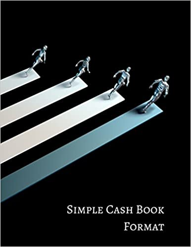 Simple Cash Book Format: Single Column