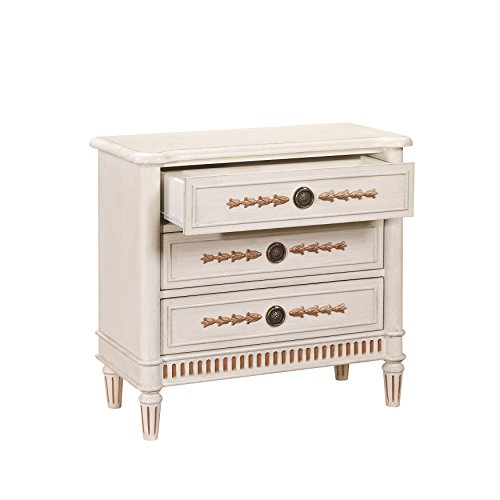 - Pulaski Fluted Base Accent Drawer Chest