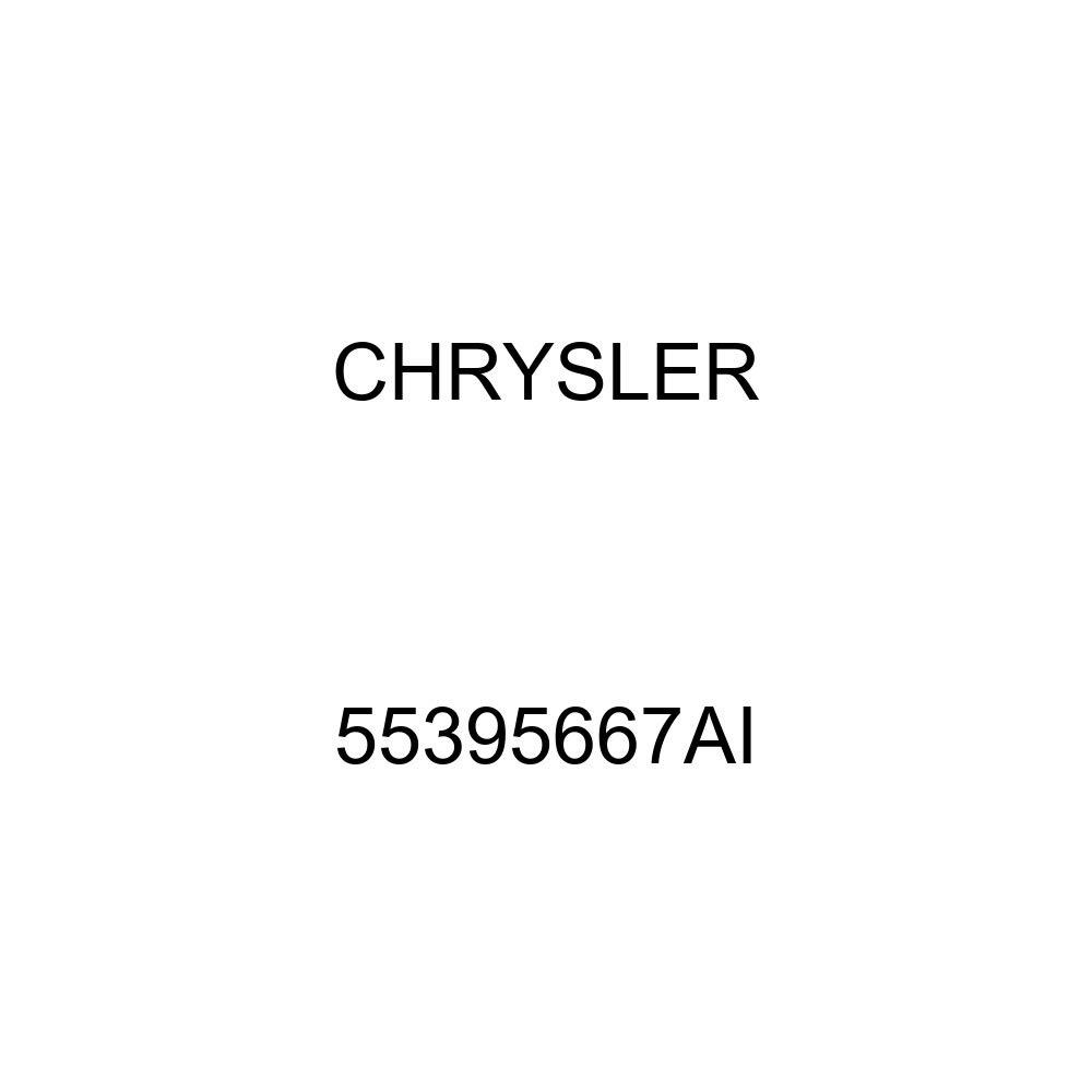 Genuine Chrysler 55395667AI Cowl Panel