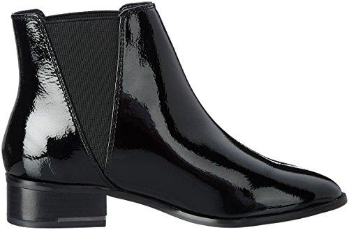 Damen Chelsea für in Gaudet Schwarz Patent Black Boots Aldo wSzqBIxxf