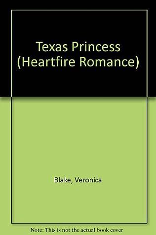 book cover of Texas Princess