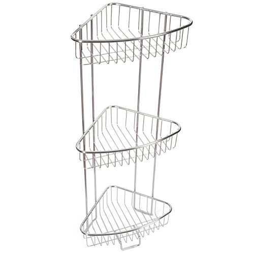 Shower Floor Caddy Stainless Guarantee product image