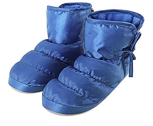 Peluche In Australiano Donna Stile Moda Primavera Blu Infradito Qualità Alta Ciabatte E Scarpe Morbida Calda Di Cotone 800q7