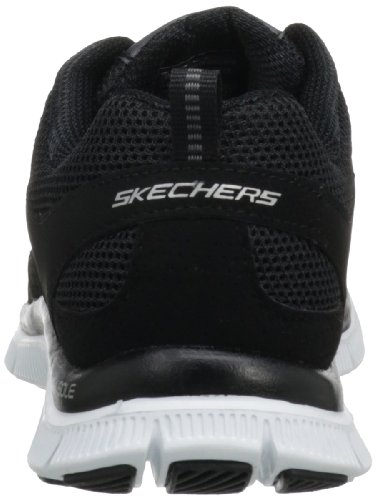 Womens Trainers nbsp;Spring Black Fever Appeal Skechers Bkw Flex Zq6wBZd