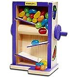 Stanley Jr DIY Candy Maze Building Kit for Kids JK009-SY: Children's Boy or Girl Wood Gumball Box, Beginning Woodworking…