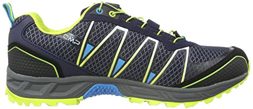 Homme Fluo Atlas Nero CMP Trail Bleu Chaussures M870 Blau de Navy Yellow gIwUq0pF