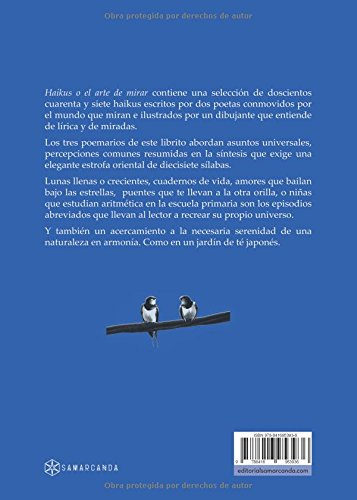 Haikus o el arte de mirar: Gloria Rivas y Ángel de Castro