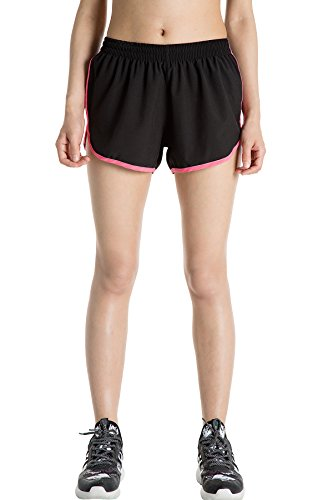 Akula Women's Athletic Sport Shorts Running Shorts