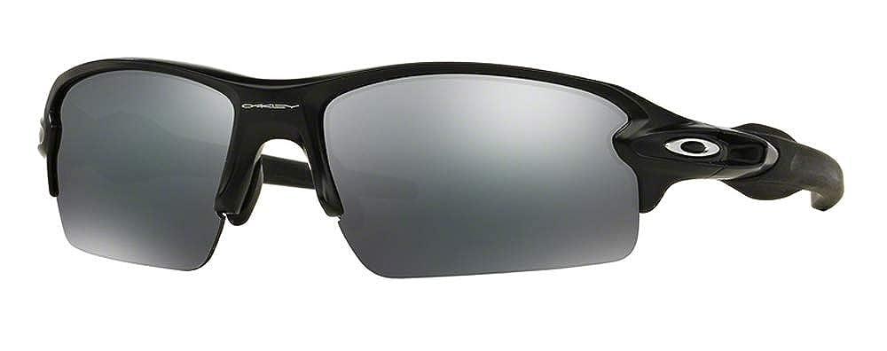 Amazon.com  Oakley Flak 2.0 OO9295 929501 59M Matte Black Black Iridium  Sunglasses For Men+BUNDLE with Oakley Accessory Leash Kit  Clothing 8f9bd4a9f0a