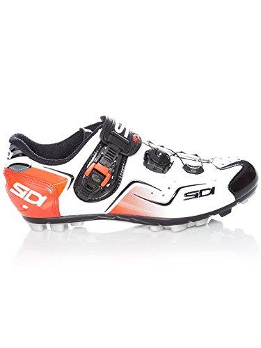 Sidi Chaussures noir blanc Cape VTT vqrpzvW