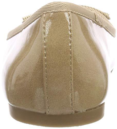 Patent Tamaris Beige Nude Bailarinas 22123 253 21 para Mujer 6wrf60q
