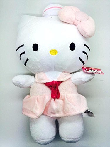 - 4everstore 12 Hello Kitty Plush Doll Toy Sailor
