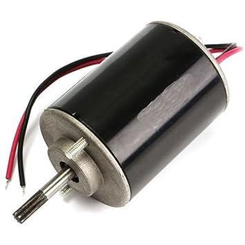 36W 40W Dual Purpose DC Generator Motor Wind Turbine 12-24V Permanent Magnet