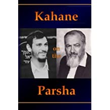 Kahane on the Parsha