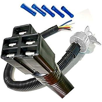 amazon com hd switch ignition switch wiring harness 18\
