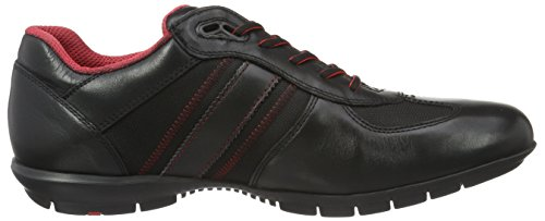 Armand White Zapatillas Negro Hombre LLOYD para Weiss AxSqwnPg
