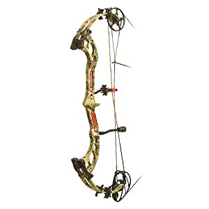 PSE Momentum 26-31-Inch Right Hand Bow System, Infinity, 60-Pound