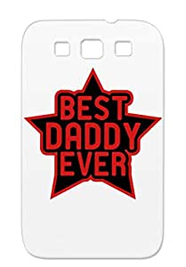 Daddy Hero Parents Holidays Occasions Best Miscellaneous Father Birthday Ever Dad Pop Gift 1 F2 Red For Sumsang Galaxy S3 Case Cover