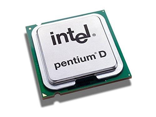 (Intel Pentium D 945 3.40GHz 800MHz 4MB Socket 775 Dual-Core CPU)