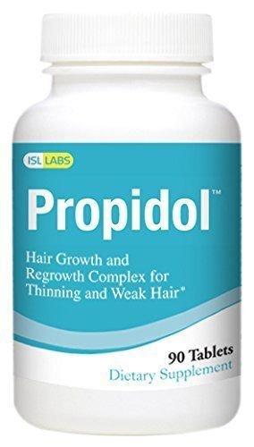 Propidol Hair Growth and Anti-Hair Loss Supplement Stop Hair Loss 1 bott.