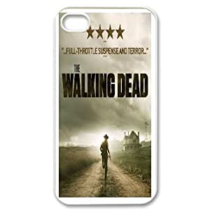 iPhone 4,4S Phone Case The Walking Dead F6386634