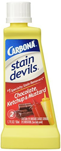 (Carbona Stain Devil #2 - for Ketchup, Mustard and Chocolate 1.7oz by Carbona)