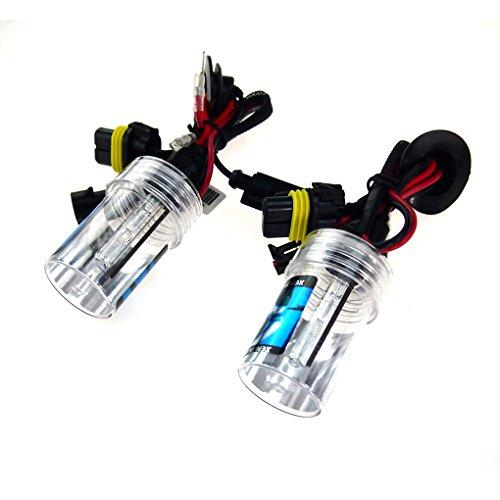 Car Xenon Headlamps 55W H7 DC 12V Xenon HID Head Light Bulb Replacement Headlights Safety 12000K