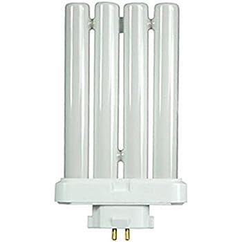 Triangle Bulbs T50026 - FML27/65K 27 Watt 6500K Natural Daylight 4  sc 1 st  Amazon.com & Four Tube 27 Watt 6400K 4-Pin Base Light Bulb - Compact ... azcodes.com