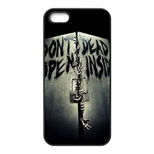 walking dead don t open dead inside Phone Case for iPhone 5S Case