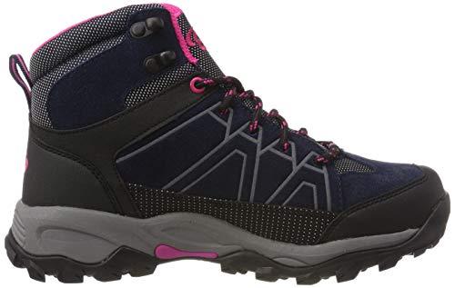 Bleu Brütting Hautes schwarz Chaussures pink Mount marine Randonnée Femme Cornwell De nqB0fRWAwq