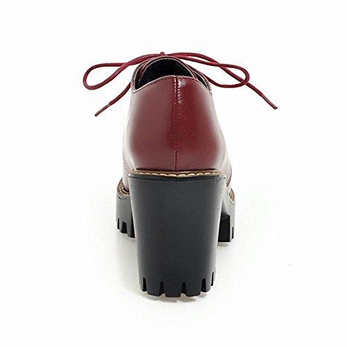 Chaussures À Lacets Pour Femmes Latasa