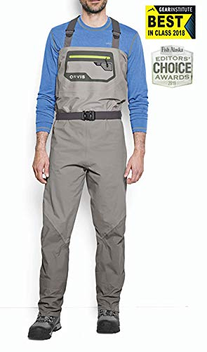 Orvis Men's Ultralight Convertible Wader/Only Regular, Large (Waders Mens Orvis)