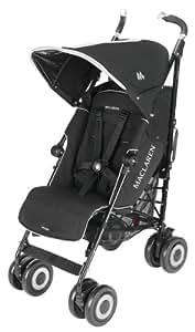 Amazon.com : Maclaren Techno XT Stroller, Black On Black