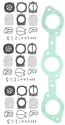 carburetor base - 4