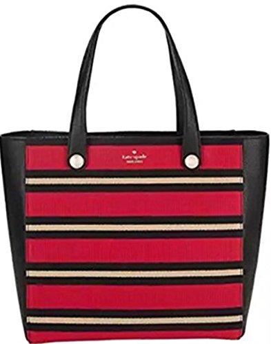 Kate Spade Striped Handbag - 9
