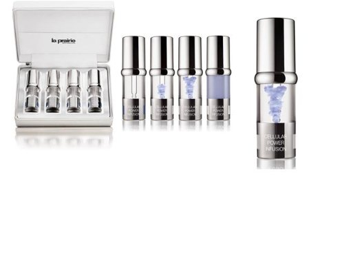 La Prairie Cellular Power Infusion 4 x 7.8 ml / 0.26 oz