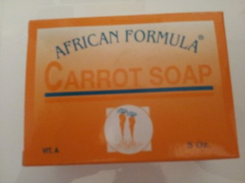 African Formula Carrot Soap 88 ml by African Formula