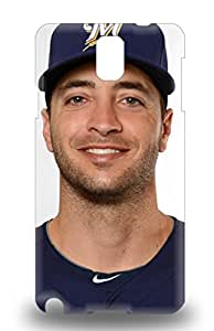 For Galaxy 3D PC Case High Quality MLB Milwaukee Brewers Ryan Braun #8 For Galaxy Note 3 Cover 3D PC Cases ( Custom Picture iPhone 6, iPhone 6 PLUS, iPhone 5, iPhone 5S, iPhone 5C, iPhone 4, iPhone 4S,Galaxy S6,Galaxy S5,Galaxy S4,Galaxy S3,Note 3,iPad Mini-Mini 2,iPad Air )
