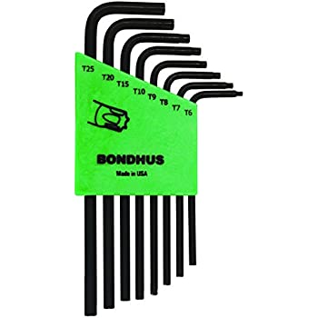 Amazon.com: Bondhus 48332 llaves en L hexagonales ...