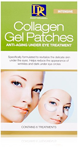 collagen patches anti aging under treatment product image