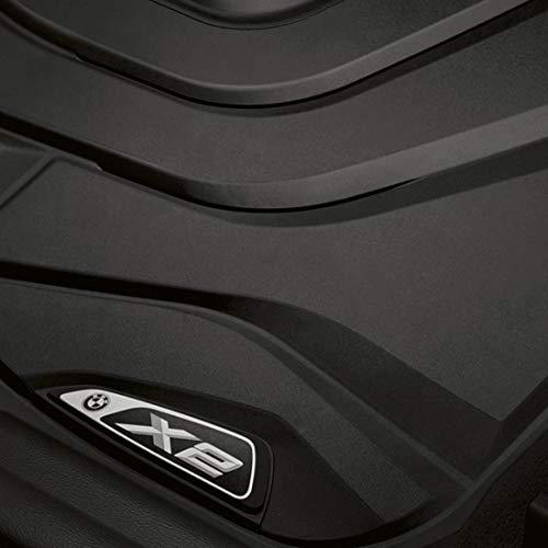 BMW 51472452204 All-Weather Floor Mats (Set of 2 Rear ()