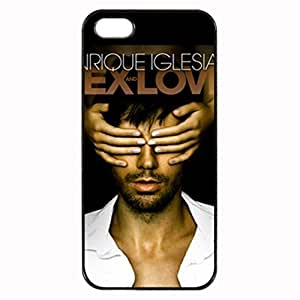 Enrique Iglesias Album Sex And Love Custom Diy Unique Image Durable Rubber Silicone Case for Iphone 5 5S Case
