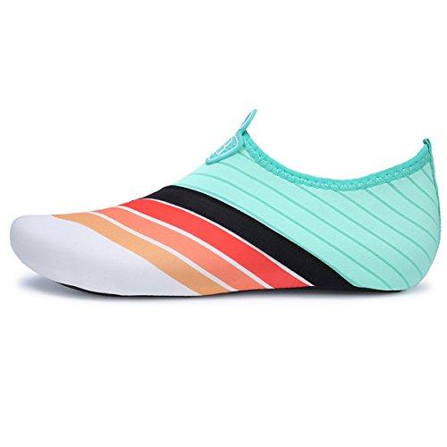 da Ad Estive Dry Yoga da Scarpe Acqua Quick Scarpe Ginnastica da da Arcobaleno Piedi Donna Uomo Acqua A Nudi da Scarpe JOINFREE Nuoto tqTR0w