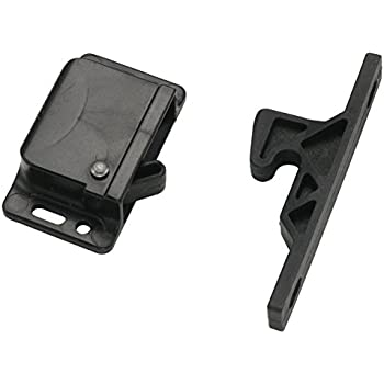 Amazon.com: Decorite 5838 - RV Black Push Latch - 5lb - CL