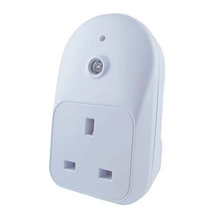 Plug in security timer switches light on and off in a random pattern plug in security timer switches light on and off in a random pattern no aloadofball Choice Image