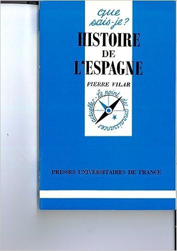 Livres gratuits Histoire de l'Espagne, 19e édition pdf