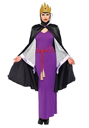 Leg Avenue Women's Costume, Multi, Small/Medium (Snow White And The Evil Queen Costume)