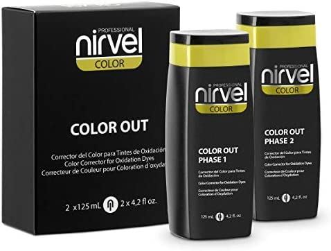 Nirvel Color Out 2x125ml