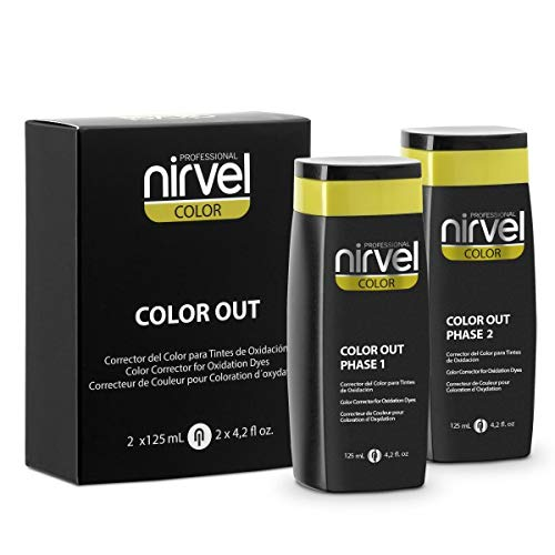 🥇 Nirvel Color Out 2x125ml